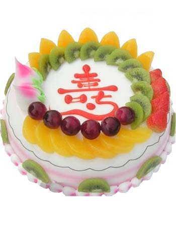 send Cream cake to china