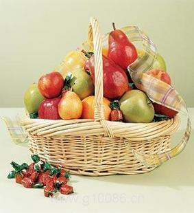 send Fruit basket 5 to china