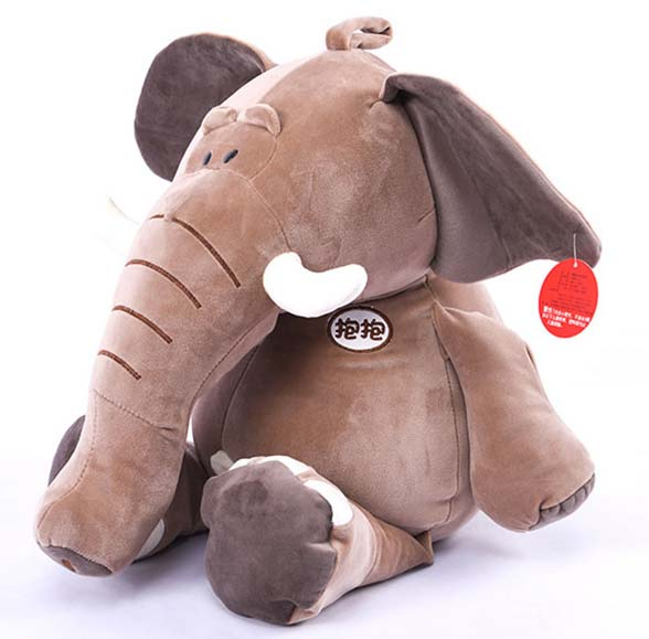 send Elephant to china