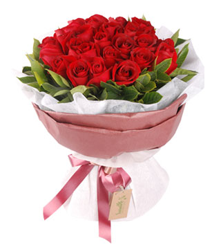 send 36 red roses to china