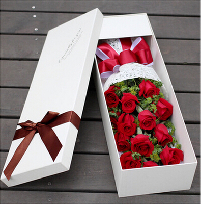send 12 red roses to china